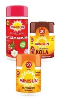 Minisun D-vitamiini 20mikrog. 200tabl./purutabl.