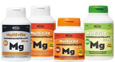 Multivita Magnesium +B6 80/90 tabl./purutabl.