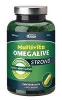 Multivita Omegalive Strong 100 kaps.