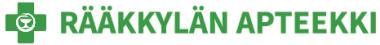 Rääkkylän apteekki logo
